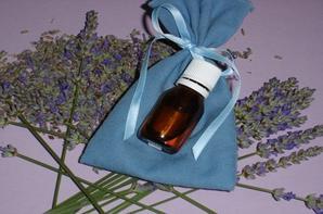 La lavande. Recette maison insectifuge aux huiles essentielles anti moustiques, tiques, insectes.