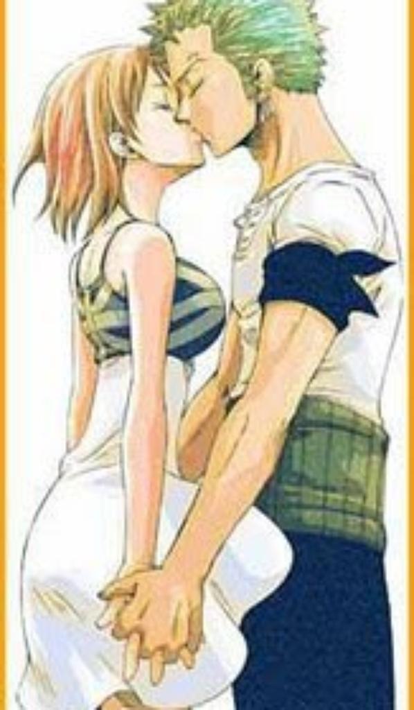 Mon couple préféré dans one piece :)
