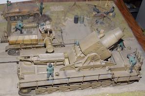 mortier gerat 040 de 600mm