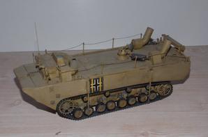 panzerfahres 2 prototypes différents