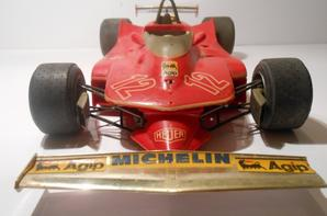 Formule I  faites il y a plus de 30 ans