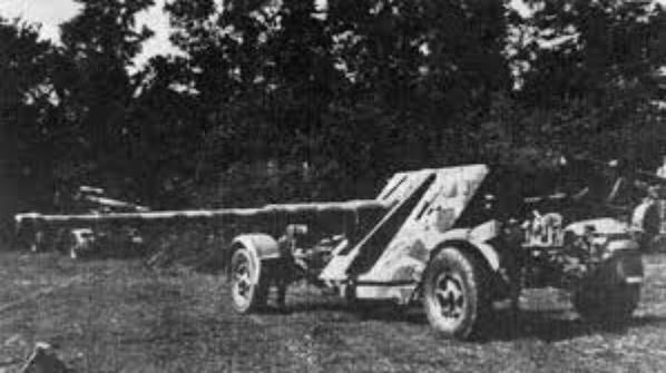 canon de 88mm pak 43
