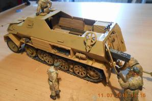 sdkfz 8 db10 gepanzerte
