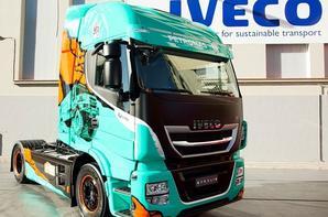 nouveaux modèles Stralis XP-R d'Iveco