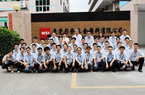 Usine WSI en chine