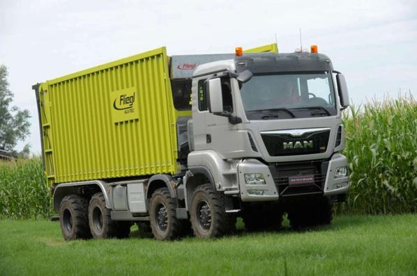 camion agricole