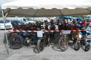 Expo moto anciennes AHUN