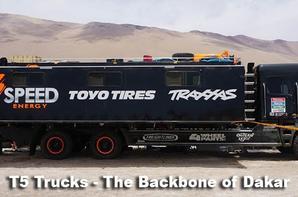 robby gordon sa voiture et son camion