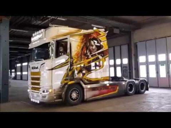 Scania S-500 SXL Longline
