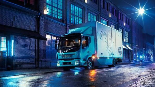 Volvo FL électrique