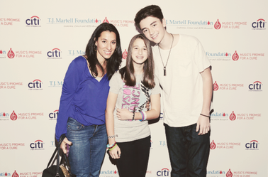 Greyson Chance Au TJ Martell à New York
