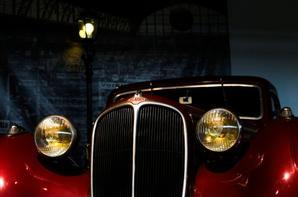 Galerie Autoworld of Brussels pour la DH