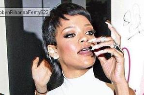 Rihanna a Hon Kong