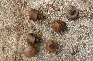 6 grenades allemande