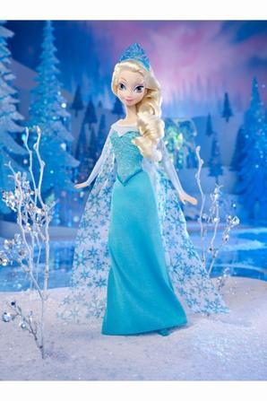 Poupées Frozen <3