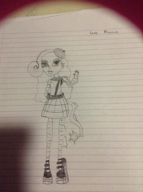 Lorna mcnessie