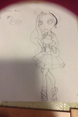 Dessins ever after high