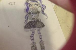 Dessins ever after high en couleur