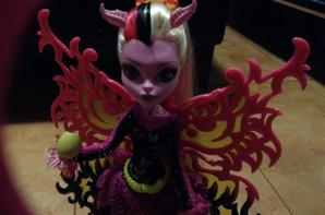 Photo shoot de Pâques/printemps monster high