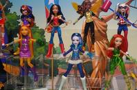 Dc superhero girls