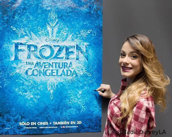Tini Stoessel chante pour un Nouveau Film Disney