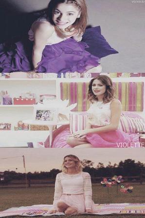 Violetta Saison 1 2 et 3 je Préfére La 3