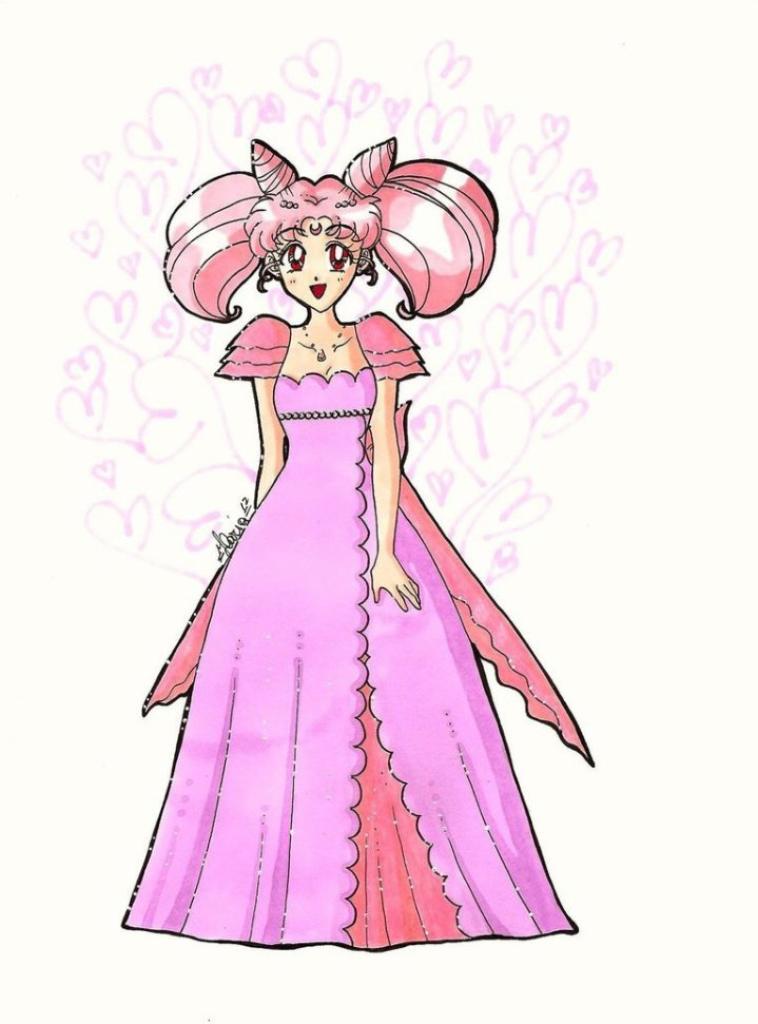 Sailor Chibie Moon