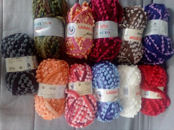 laine à vendre 1¤ la pelote