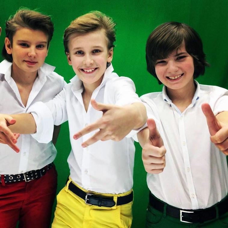 ♫ Jeans Boys Stars ♫