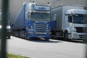 Reportage Scania 500 V8 UTR