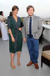 29 MAI - Haley Joel Osment, Matthew Gray Gubler et Cindi Leive assiste à un dîner pour célébrer le succès dunuméro de Juin Glamour.