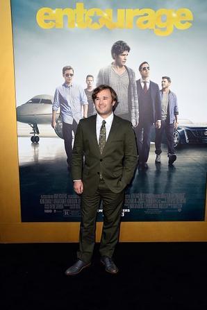 """01 juin - Haley Joel Osment première de """"Entourage"""" de Warner Bros. Pictures - Arrivées"""