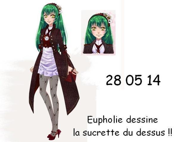 Amour Sucré, DSD Eupholie