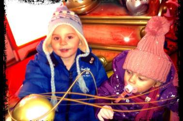 Mes amours ; Ma petite soeur et mon neveu ♥
