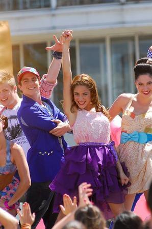Quel est ton moment préféré ? #Violetta1 #Violetta2 #Violetta3 #Thometta #Léonetta<3