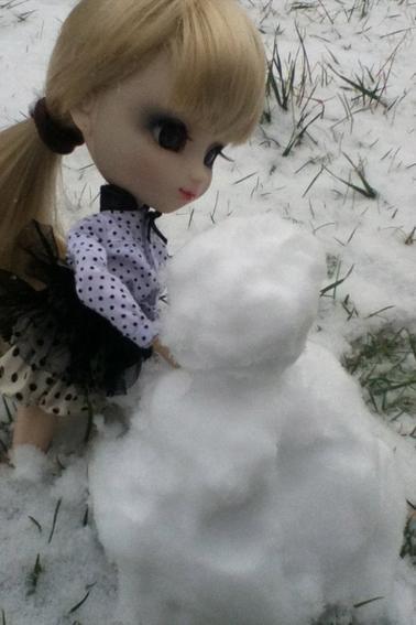 Séance photo n°7 : Il neige !