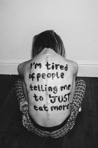 I'm tired