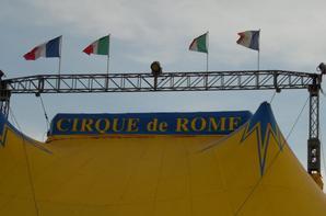 CHAPITEAU DU CIRQUE DE ROME