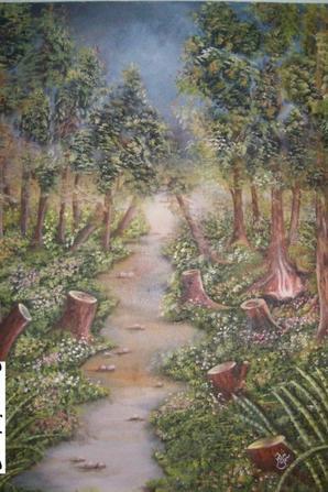 Mes Peintures Paysages 3