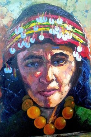 Mes Peintures Portrait 2