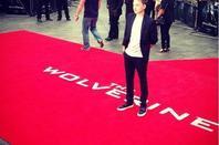 Conor Alla Wolverine Premiere