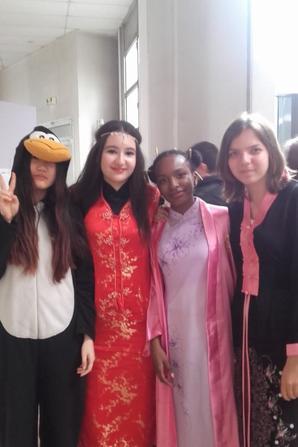 Journée du Japon au lycée Clemenceau