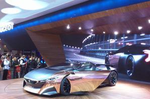 Mondial de l'auto Paris & Jean-Luc Reichmann