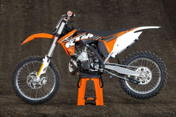 2012 KTM 250SX