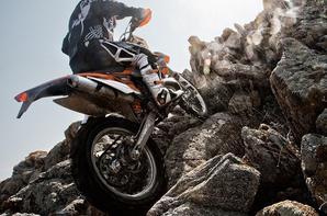 KTM 200 EXC 2013