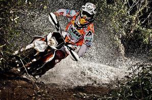 KTM 500 EXC Six Days 2013