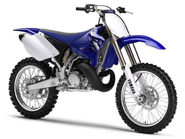 Yamaha YZ 250 2013