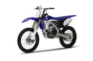 Yamaha YZ 450 F 2013