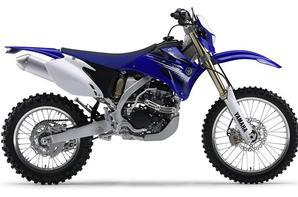 Yamaha WR 250 F 2013