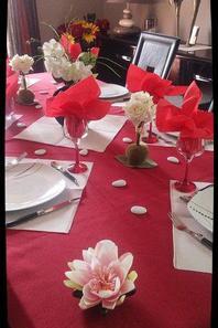 DECORATION TOUT EN SIMPLICITE TABLE D ANNIVERSAIRE ADULTE